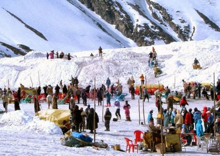 Amazing Rohtang Pass Package
