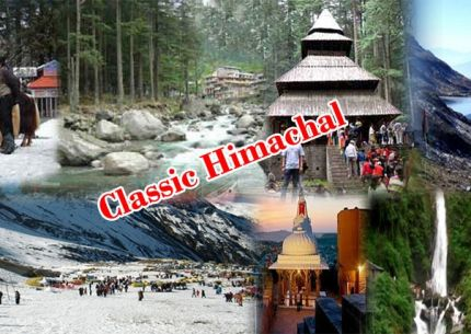Classic Himachal Package