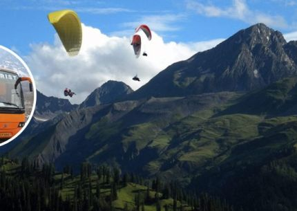 Discover Manali By Volvo